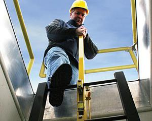 LU1 Ladder Up Post