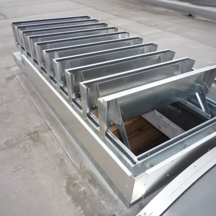 Mcr Lam Louvered Vents Newbridge Metal Limited